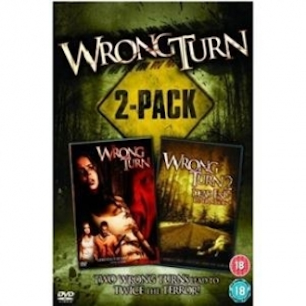 Wrong Turn / Wrong Turn 2 DVD