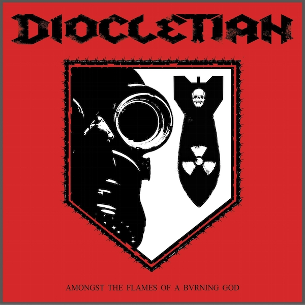 Diocletian - Within The Flames Of A Burning God Vinyl