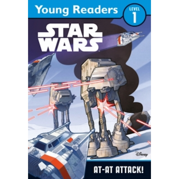 Star Wars: AT-AT Attack : Star Wars Young Readers