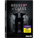 House of Cards Season 1 DVD & UV Copy
