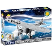 Cobi Smithsonian Ryan NYP Spirit Of St Louis Plane - 210 Toy Building Bricks