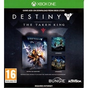 Destiny Taken King Expansion Code Xbox One Digital Download