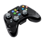 Datel Wildfire Evo LCD Wireless Controller In Black Xbox 360