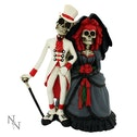 Forever by your side Skeleton Figurine