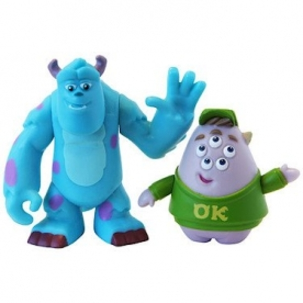 Monsters University Scare Pairs Sulley And Squishy Shop4megastore Com