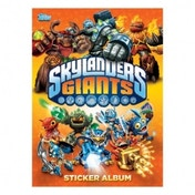 Skylanders Giants 2013 Sticker Collection Album
