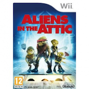Aliens in the Attic Game Wii