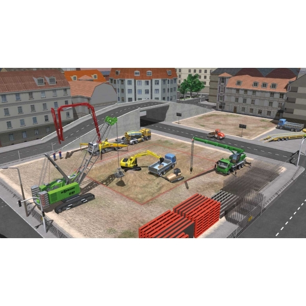 Conworld The Construction Site Simulator PC Game - Image 5