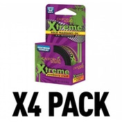 (4 Pack) California Scents Xtreme Pomberry Crush Car/Home Air Freshener