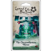 Legend of the Five Rings LCG: The Chrysanthemum Throne Dynasty Expansion Pack