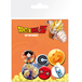 Dragon Ball Z Mix Badge Pack - Image 2