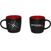 Uncharted 4 Compass Map Mug