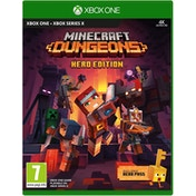 Minecraft Dungeons Hero Edition Xbox One Game