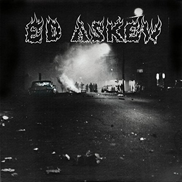 Ed Askew - Ask The Unicorn Vinyl