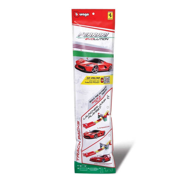 Ferrari Track Pack Diecast Model