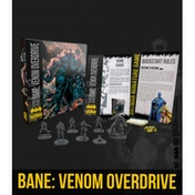 Batman Miniature Game Bane: Venom Overdrive Bat-Box