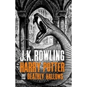 Harry Potter and the Deathly Hallows (Harry Potter 7 Adult Edition) Hardcover
