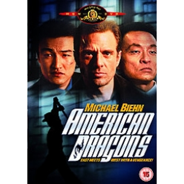 American Dragons DVD
