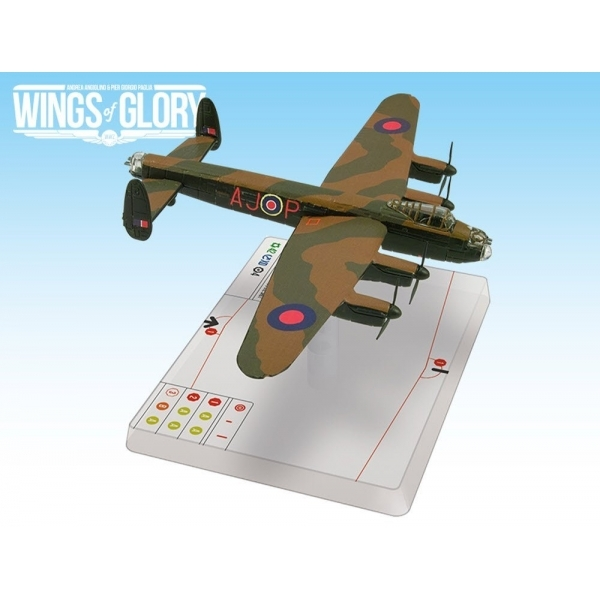 Wings of Glory Dambuster Avro Lancaster B Mk.III Board Game
