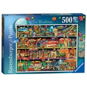 Ravensburger Toy Wonderama 500 Piece Jigsaw Puzzle