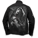 Vampire's Kiss Men's Medium Orient Goth Jacket - Black - Image 2