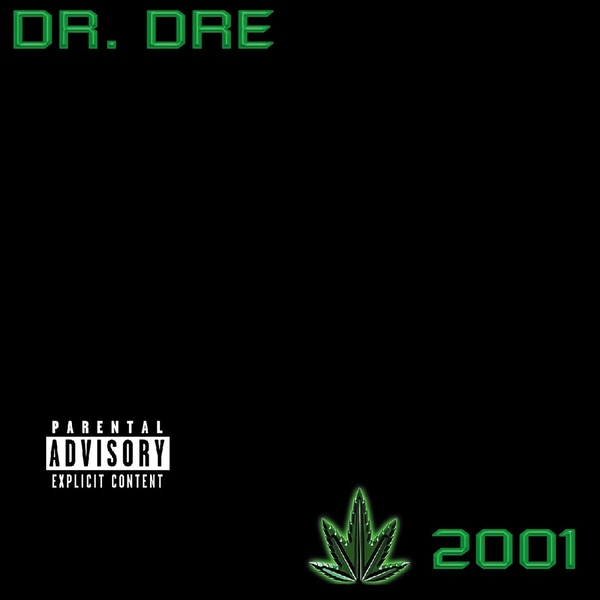 Dr. Dre - 2001 Vinyl (uncensored)