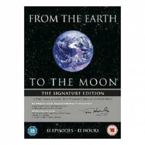 From the Earth to the Moon (Tom Hanks HBO Signature Edition) DVD
