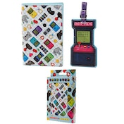 Game Over Passport Holder and Luggage Tag Set