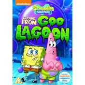 SpongeBob SquarePants: It Came from Goo Lagoon DVD