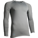 Precision Essential Base-Layer Long Sleeve Shirt Adult Grey - XS 32-34 Inch - Image 2