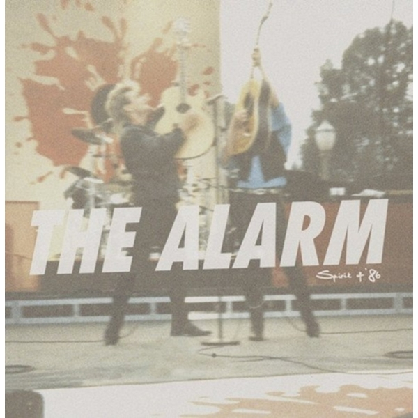 The Alarm ‎– Spirit Of '86 Vinyl
