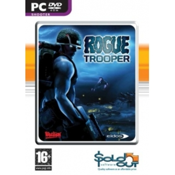 Rogue Trooper Game PC
