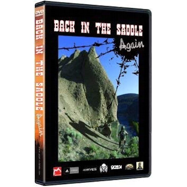 Back In The Saddle Again DVD