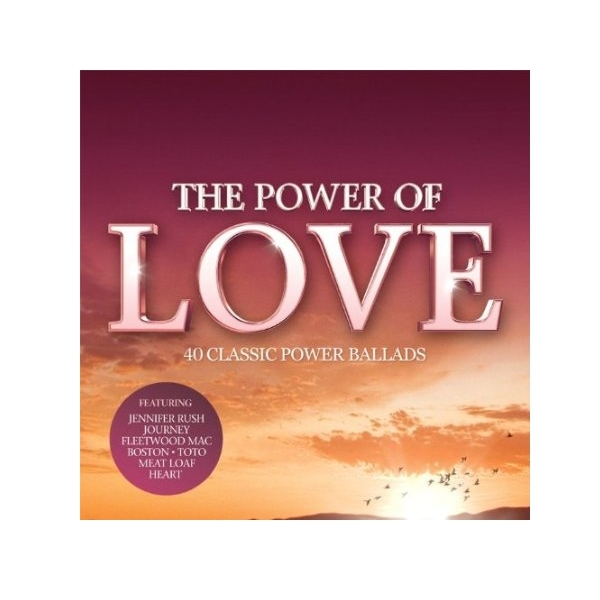 The Power Of Love 2CD