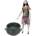 Cauldron Sally (Nightmare Before Christmas) Deluxe Doll