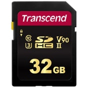 Transcend 32GB SDHC Class 3 UHS-II Flash Card