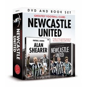 Great Football Newcastle DVD & Book