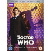 Doctor Who - The Complete Series 4 (Repack) DVD
