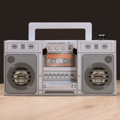 Thumbs Up Retro Touch Boombox Speaker