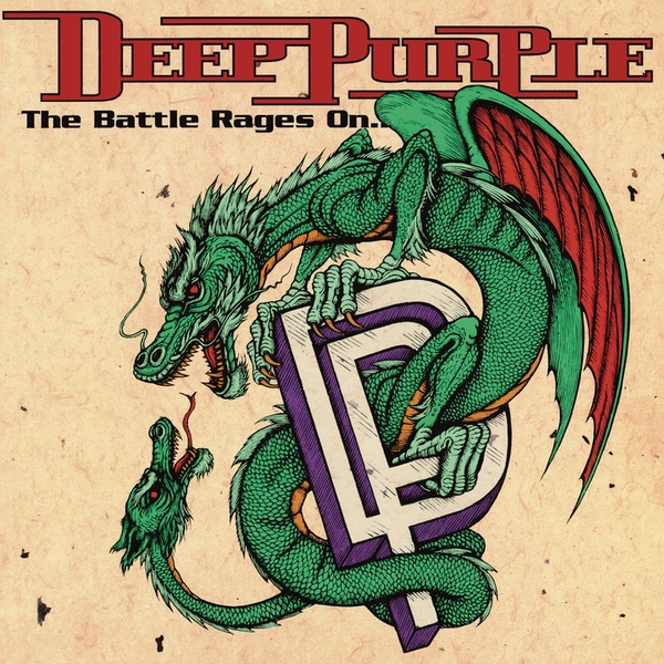Deep Purple - The Battle Rages On Vinyl