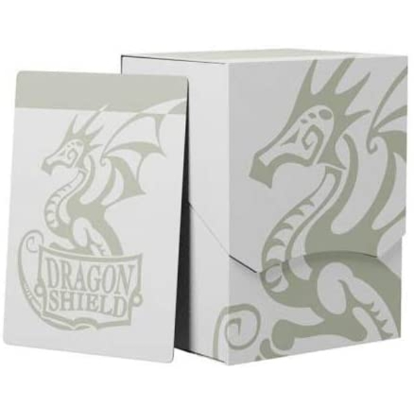 Dragon Shield Deck Shell - White