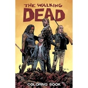 Walking Dead Adult Coloring Book