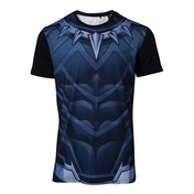 Black Panther - Sublimation Men's Small T-Shirt - Blue