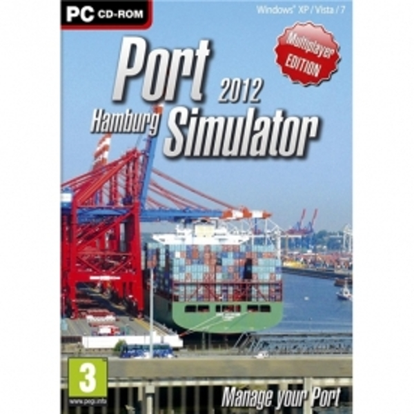 Port Simulator 2012 Hamburg Game PC