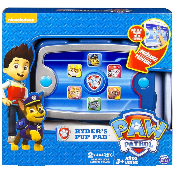 Paw Patrol Ryder's Pup Pad - Damaged Packaging