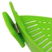 Silicone Clip on Pan Sieve & Strainer | FREE Clip On Pour Spout | M&W - Image 8