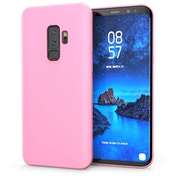Samsung Galaxy S9 Plus Matte Gel - Pink