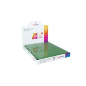 Gamegenic Sideloading 18-Pocket Pages - 50 Sheets Included - Green
