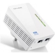 TP-LINK (TL-WPA4220KIT) 300Mbps AV600 Wireless N Powerline Adapter Kit UK Plug