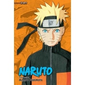 Naruto (3-in-1 Edition), Vol. 15 : Includes Vols. 43, 44 & 45 : 15